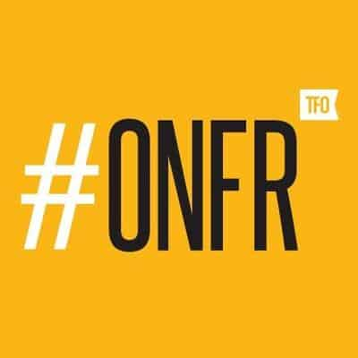 ONFR+ logo